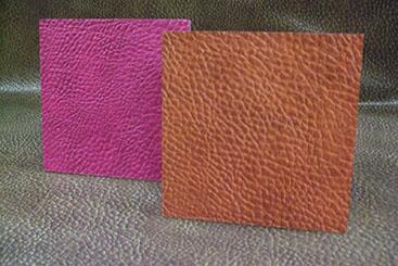 革調シルク印刷
