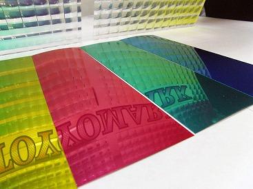 カラーミラー印刷
