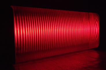 LED特殊アクリルパネル (特許出願中)