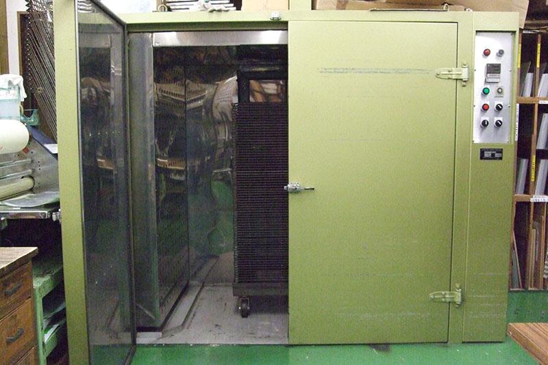 箱型乾燥機